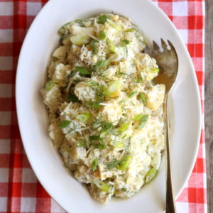 The Best Potato Salad from completelydelicious.com