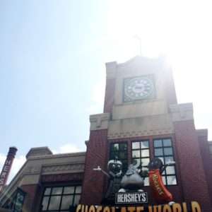 My trip to Hershey, Pennsylvania | completelydelicious.com