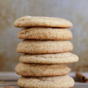 Brown Butter Snickerdoodles from completelydelicious.com