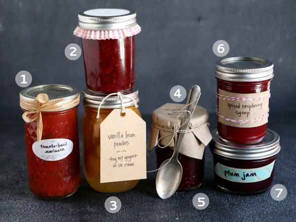 How to Package Preserves as Gifts | completelydelicious.com