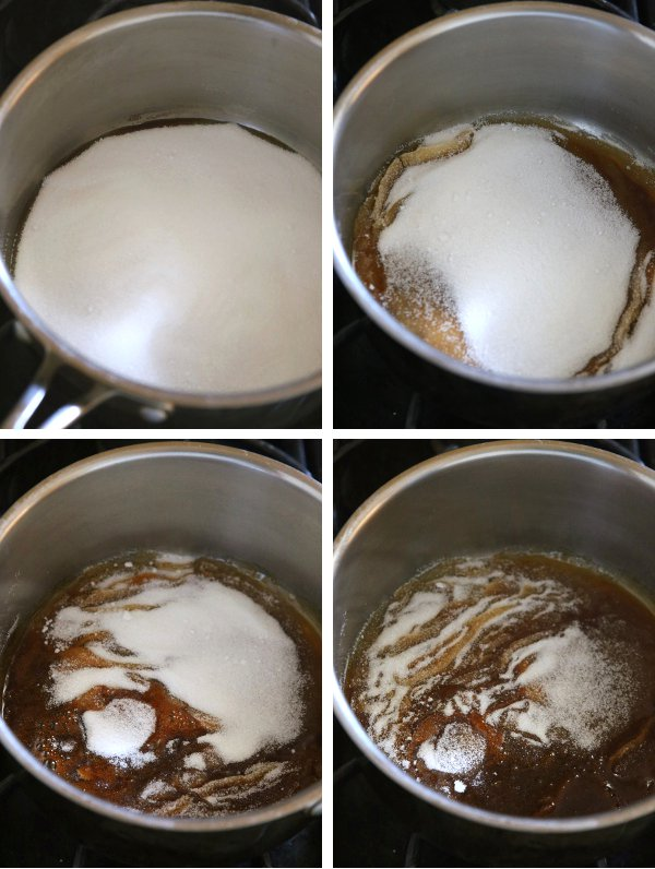 How to make caramel (with step-by-step photos) on completelydelicious.com