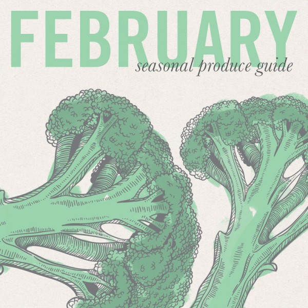 February Eat Seasonal