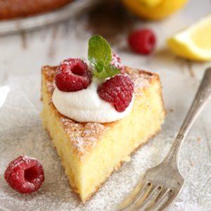 Lemon Olive Oil Cake | completelydelicious.com