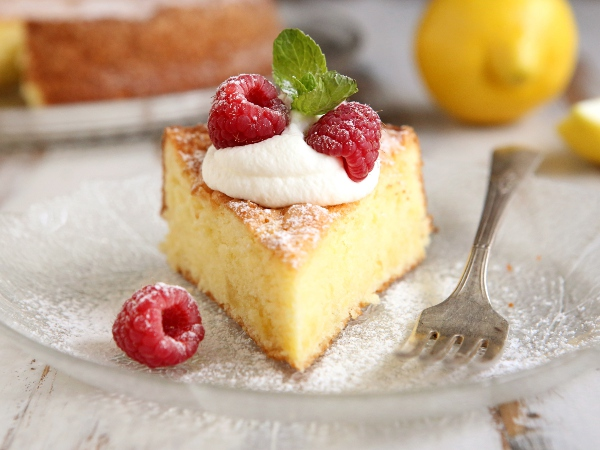 Lemon Olive Oil Cake - Completely Delicious