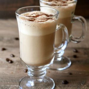 Mocha Coffee Coolers | completelydelicious.com