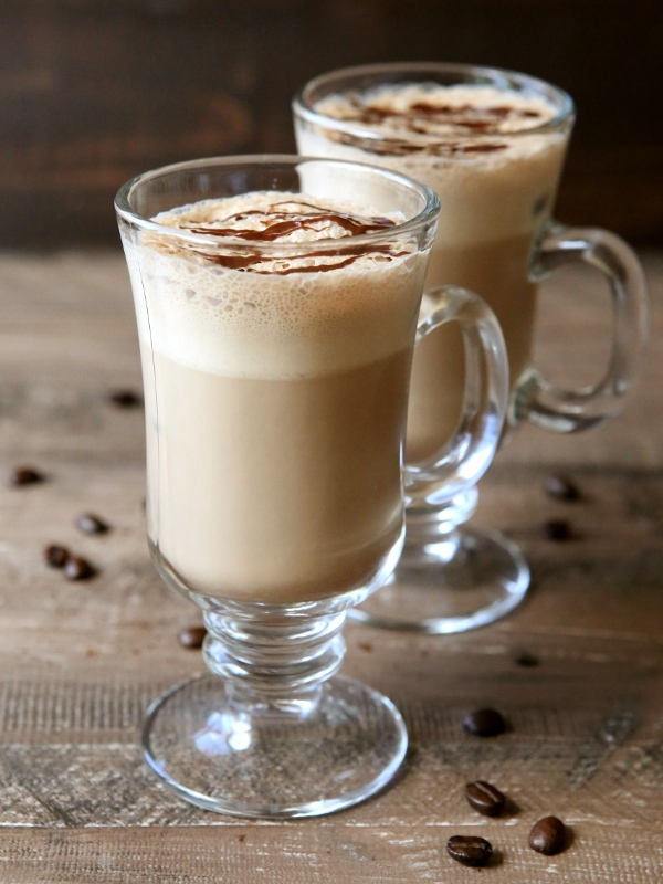 Mocha Coffee Coolers - Completely Delicious