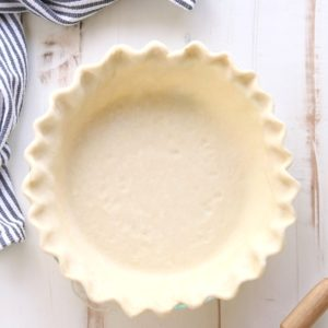 Foolproof Flaky Buttermilk Pie Crust | completelydelicous.com