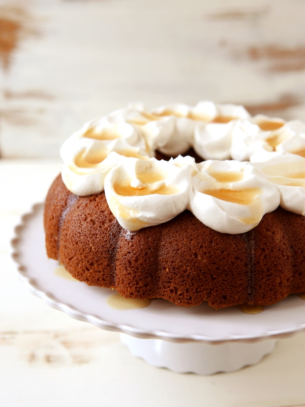 Maple Bundt Cake - Completely Delicious