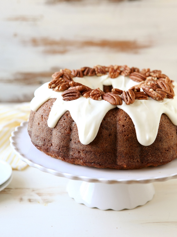 Cream Cheese Frosting Recipe For Carrot Bundt Cake