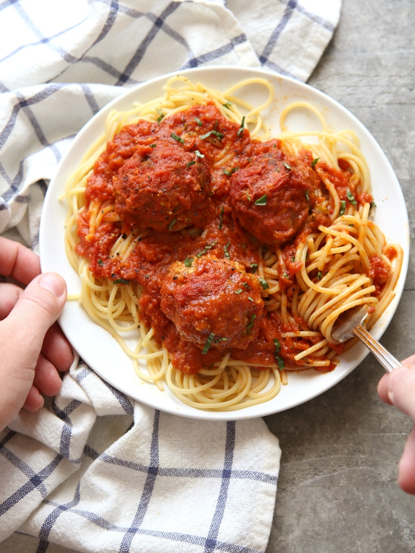 Turkey Zucchini Meatballs from completelydelicious.com