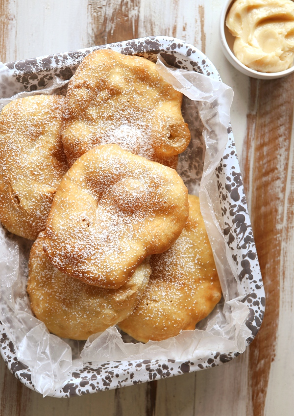 So, this is fry bread. Or Indian fry bread. Or, if you're from South ...