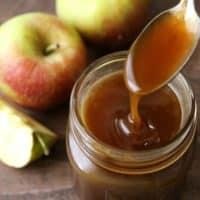 Apple Cider Caramel Sauce   completelydelicious.com
