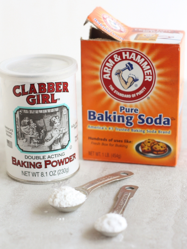 Baking Powder Vs Baking Soda Completely Delicious