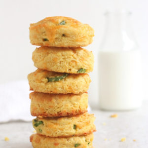Sweet Potato Biscuits - Completely Delicious