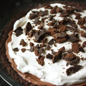 Sweet Cherry Pie - Completely Delicious