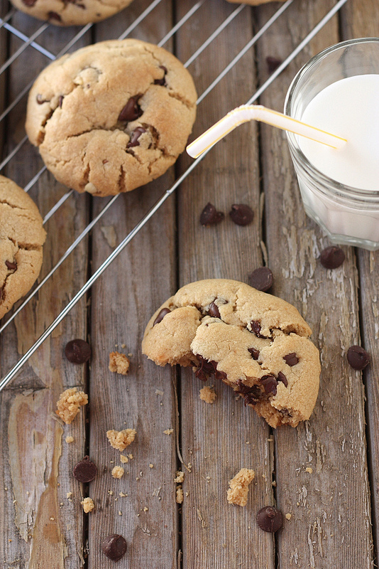 Giant Cookie Recipe Chocolate Chips