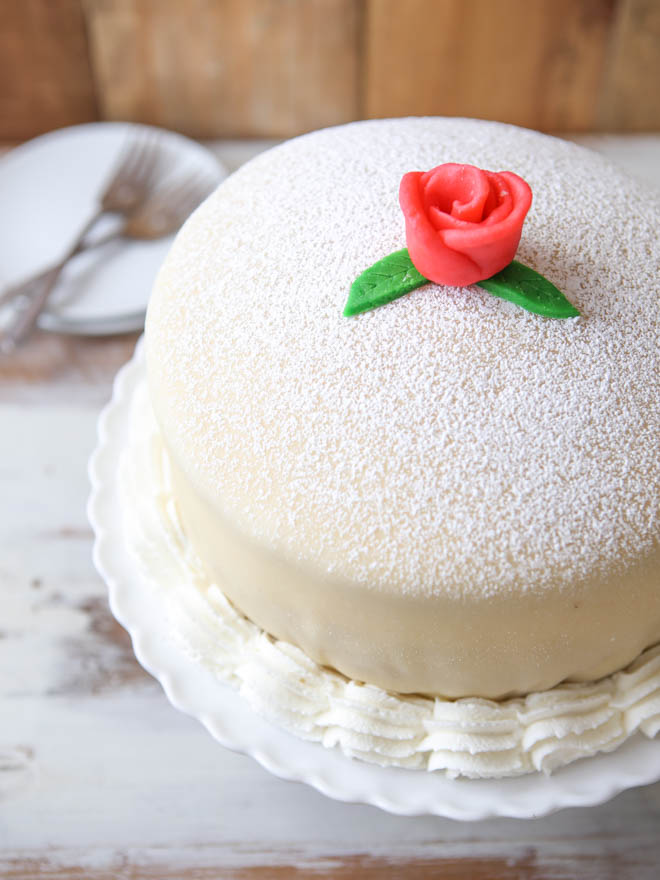 Marzipan Recipe For Cake Covering