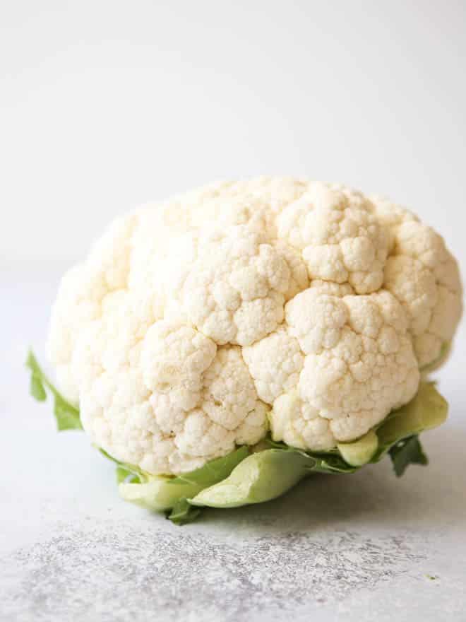 Tempura Cauliflower | completelydelicious.com