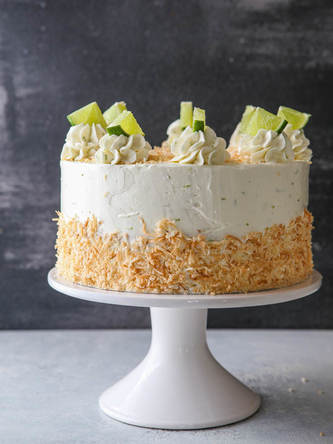 Tender Coconut Cake Recipe