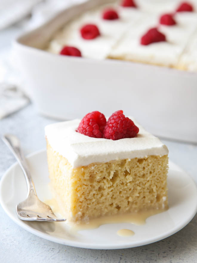 Tres Leches Cake - Completely Delicious