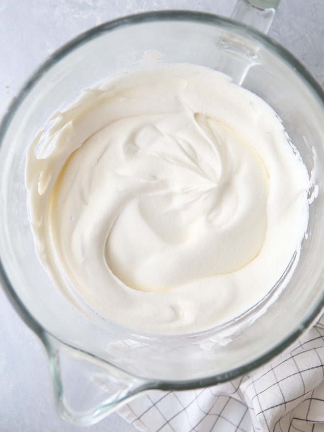 How to make perfectly whipped cream