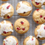 Soft and buttery, these cranberry orange muffins are bursting with flavor in every bite!