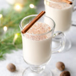 Homemade eggnog is easy to make at home and so much better than store-bought!