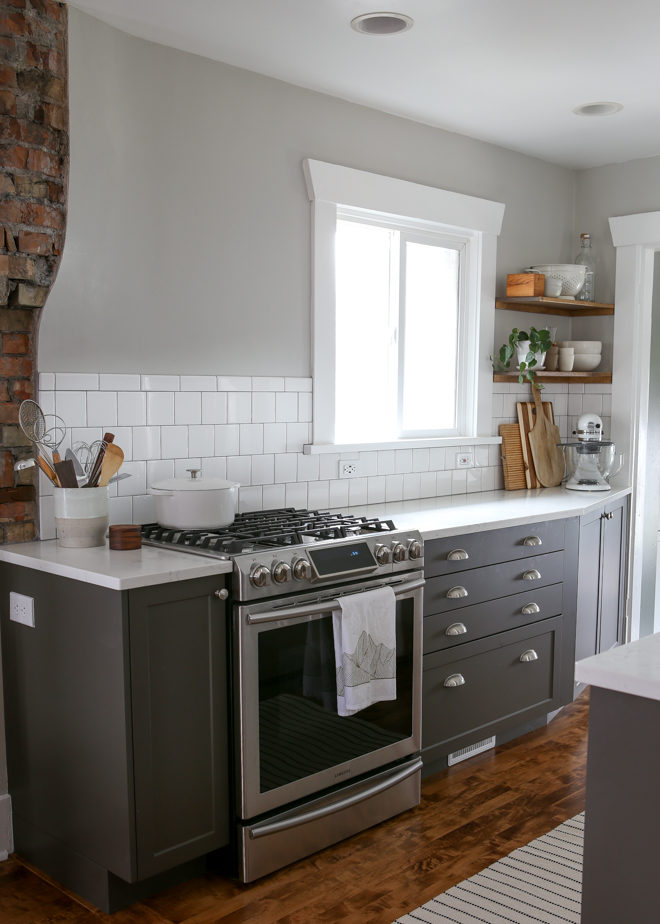 The big completely delicious kitchen reveal