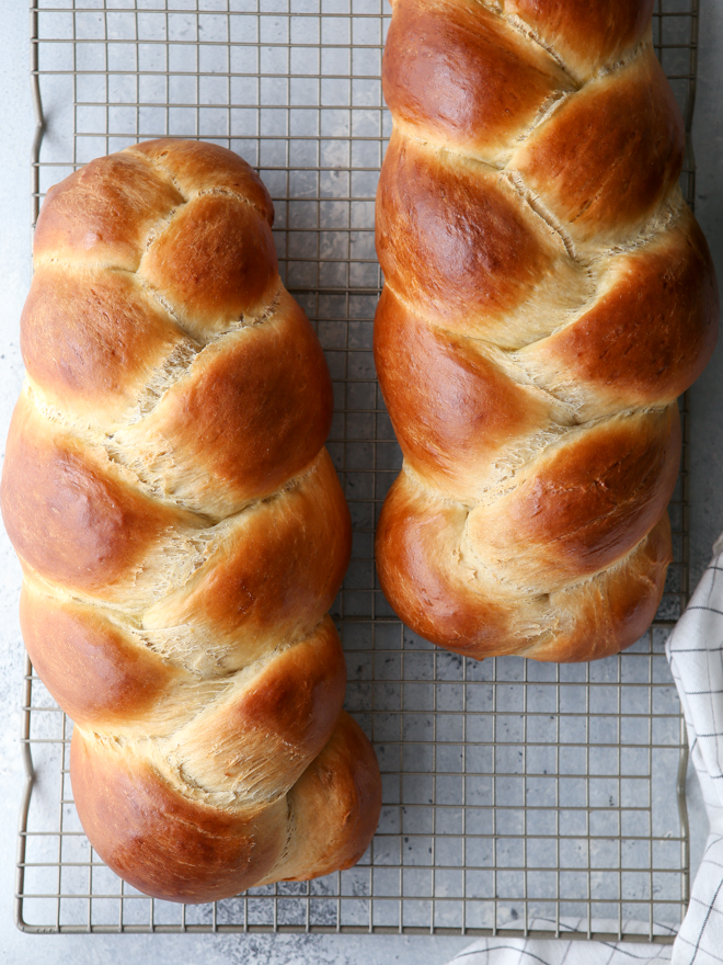 Braided Challah Bread Completely Delicious