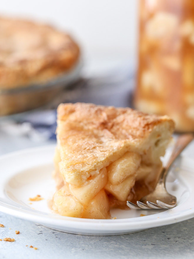Homemade Apple Pie Filling for Canning - Completely Delicious