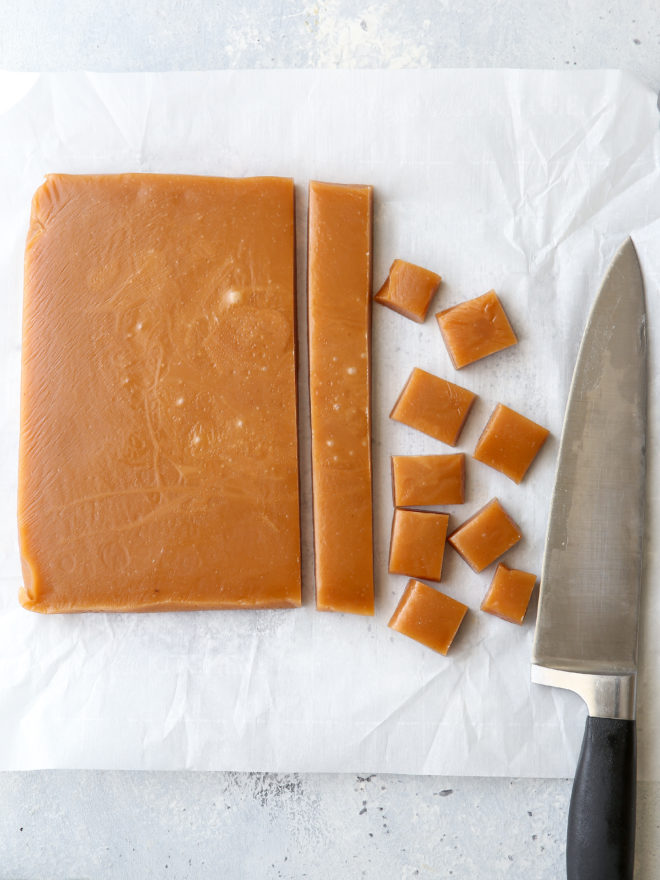 Homemade caramels are easier to make than you think!