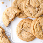 These are your favorite chocolate chip cookies, minus the chocolate chips. Think you'll miss the chocolate? Think again.