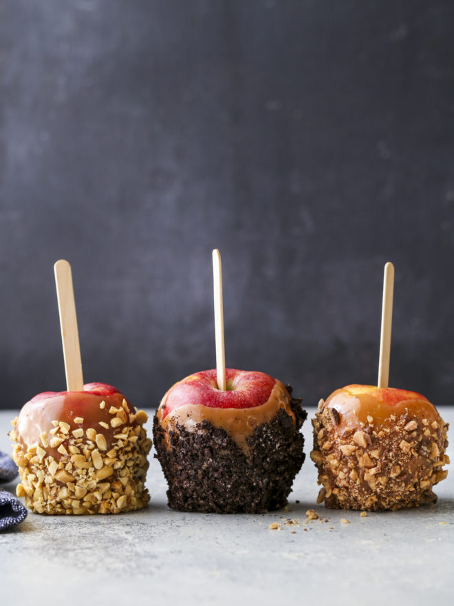 How to Make Homemade Caramel Apples